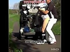 Video Skandal Pejabat Tinggi Ngentot Cady Golf di Lapangan - SUKATEMPIK.ML