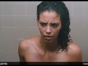 Da Leigh & Jaiden Thompson nude shower scenes