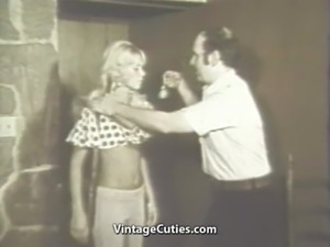 Young Blonde Hypnotized by Horny Dude free