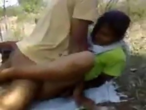 Indian randi fucked outdoors Gaand nai marne dei mai lol