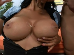 Latina Police Woman Fucked Hard