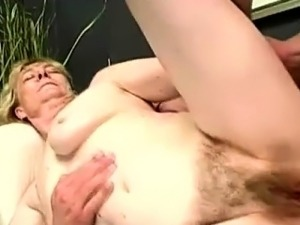 72 yo granny on top pounding