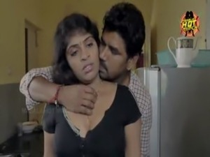 Indian Telugu Housewife Dreaming About Her Boy Friend free