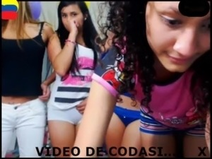 chicas colombianas wed cam free