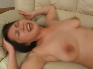 Sleeping japanese beauty anal copulated
