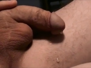 Wife Gives Prostate Massage and Masturbates