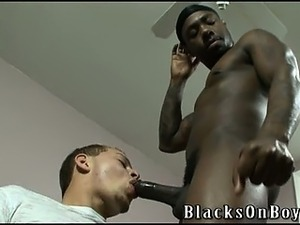 For this week at BlacksOnBoys.com Thugzilla and newcomer