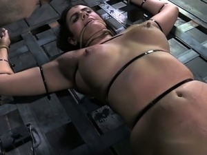 Hot girl close up orgasm
