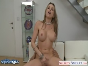 Chesty neighbor Courtney Cummz fucking free