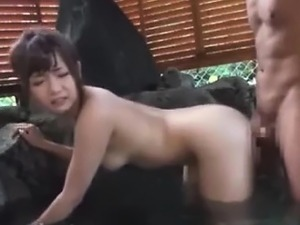Horny Japanese Girl Fuck