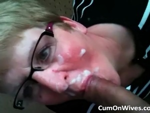 Mix of real amateur blowjob videos