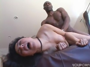 Asian Girl and Black Guy 03 free