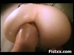Fist Drilling And Fetish Sex For Hot Sexy
