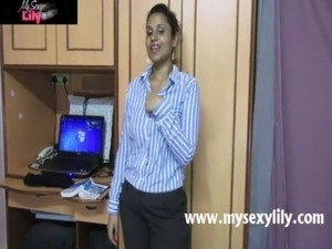 Indian BigTits Babe Lily Sex Story Teller free