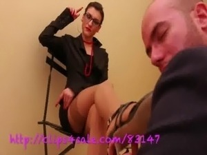 UNP025- Feetinception - Hot Secreaty Dominatrix -1080p 2 free