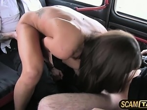 Hot Lexi gets fucked by police officer