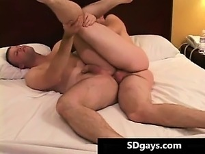 Sexy hunk Manchester blows boner part1