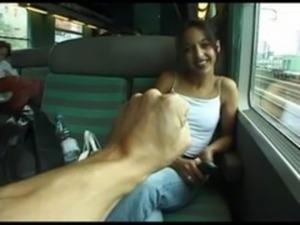 In the public train free