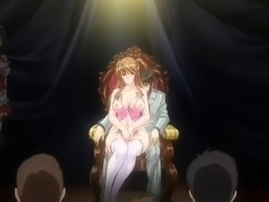 Hottest action anime movie with uncensored big tits,