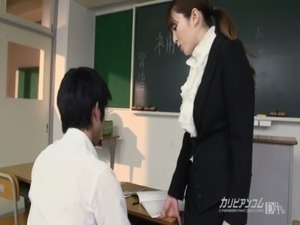 beauty teacher fucked hard by students free