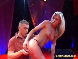 The hottest cupcakes have their naughty pussies fucked in clubs, sexshows,...