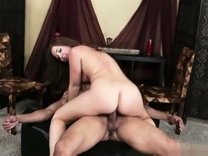 Hot gf cumshot surprise