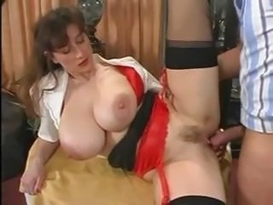 Curvy Big Tits Slut Takes it in the Ass by TROC