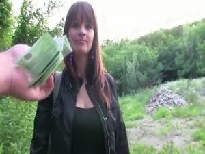 Casting real euro amateur fucked by agent free
