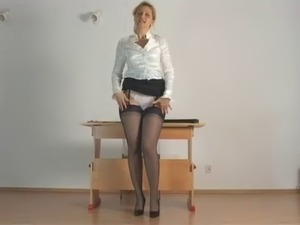 Kirsty Blue - Sexy teacher