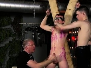 Hot twink scene Inexperienced Boy Gets Owned