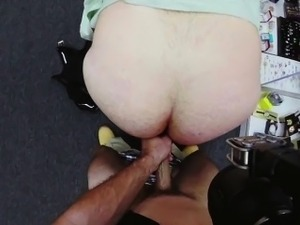 Straight dude receives a hard banging