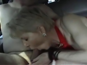 Mature amateur french sex car