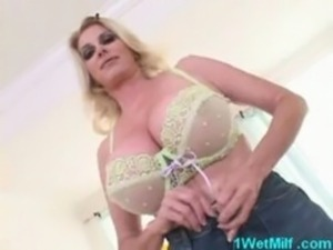 Horny Mom Penny Porsche wants young hard cock free