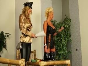 Blonde sluts suck gloryhole fake dick free