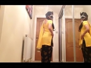 UK Indian Punjabi Desi Wife Sandy Part 1