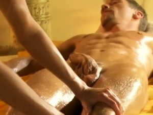 Turkish Massage Exotic MILF