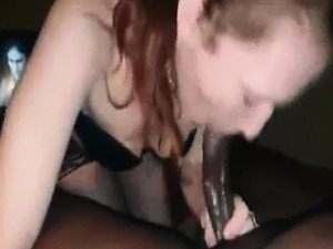 White wife shared with big blak cock