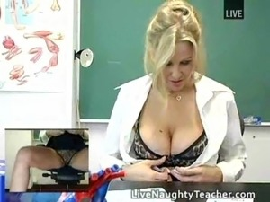 Julia Ann Live teacher free