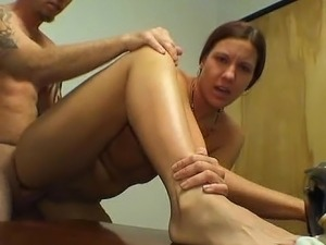 Amateur office girl fucking on camera