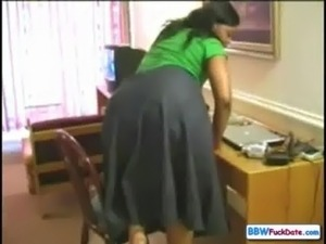 Huge Ass Ebony Housewife free