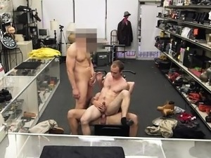 Black straight men with big dick and gay porn industry Being