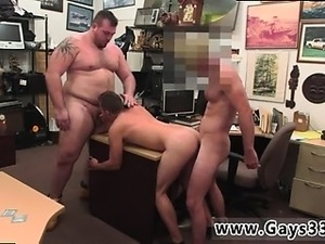 Mature men gangbang twink and gay doctor seduces straight te