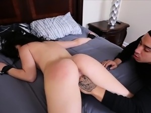 Kacey Quinn rough fucked on laundy day