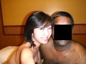 indian guy & iranian guy fucks japanese in sametime