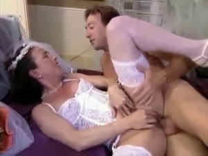 Bride anal sex Fisting hairy pierced pussy