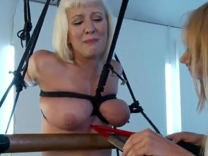Cherry Torn has Tormented By Lea Lexis And likes It