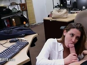 Hardcore voyeur fuck at public place