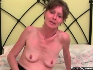 My favorite videos of British milf Vikki Cougars, Grannies, Matures