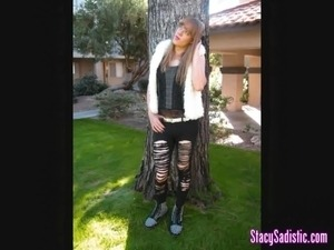TS Verbal Assault Humiliation about your Sexual Addictions