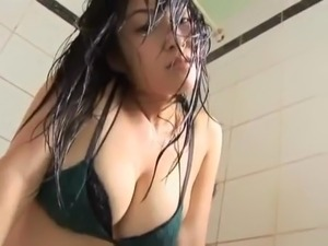 Nippon Gravure Idol Bikini non nude